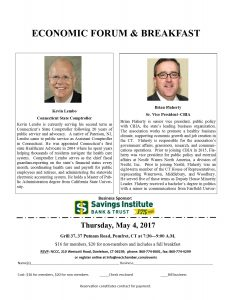 Economic Forum & Breakfast @ Grill 37 | Pomfret | Connecticut | United States