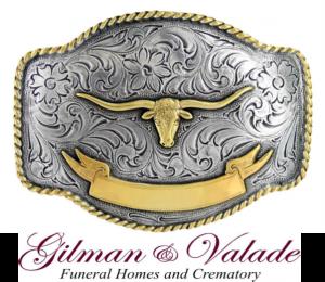 Gilman&Valade Bronze Buckle
