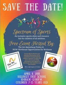 Spectrum of Sports- Sports Clinic @ Killingly High School  | Killingly | Connecticut | United States