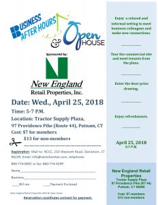 New England Retail Properties- Business Open House @ Putnam | Connecticut | United States