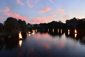 2018 River Fire @ Rotary Park, Putnam | Putnam | Connecticut | United States