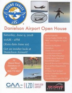 Danielson Airport Open House @ Killingly | Connecticut | United States