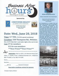Christopher Heights Business After Hours @ Webster | Massachusetts | United States