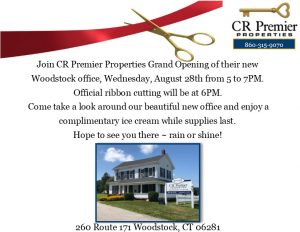 CR Premier Properties Ribbon Cutting