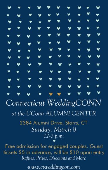 Connecticut WeddingCONN at UCONN Alumni Center @ UCONN Alumni Center