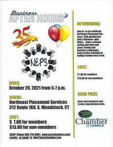 Business After Hours - Northeast Placement Services @ Northeast Placement Services - The Peoples Barn